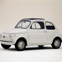 Fiat 500L 1970 Bambino