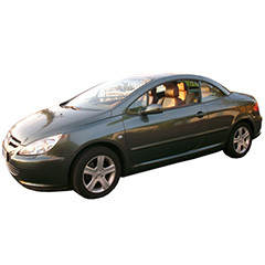 Peugeot 307 coupe/convertible
