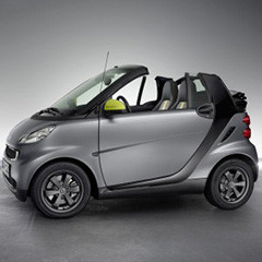 Smart ForTwo automatic convertible