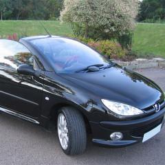 Peugeot 206 CC Convertible Automatic